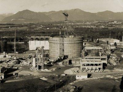 reattore ispra